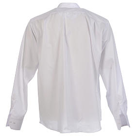 Shirt to wear under cassock covered shirt collar long sleeve s2