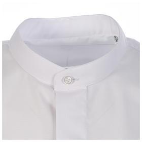 Camicia sottotalare collo ricoperto manica lunga s3