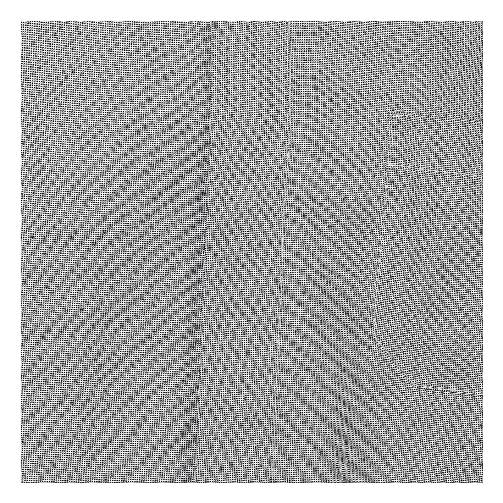 Camicia clergy cotone Marangel grigio M. Lunga 4
