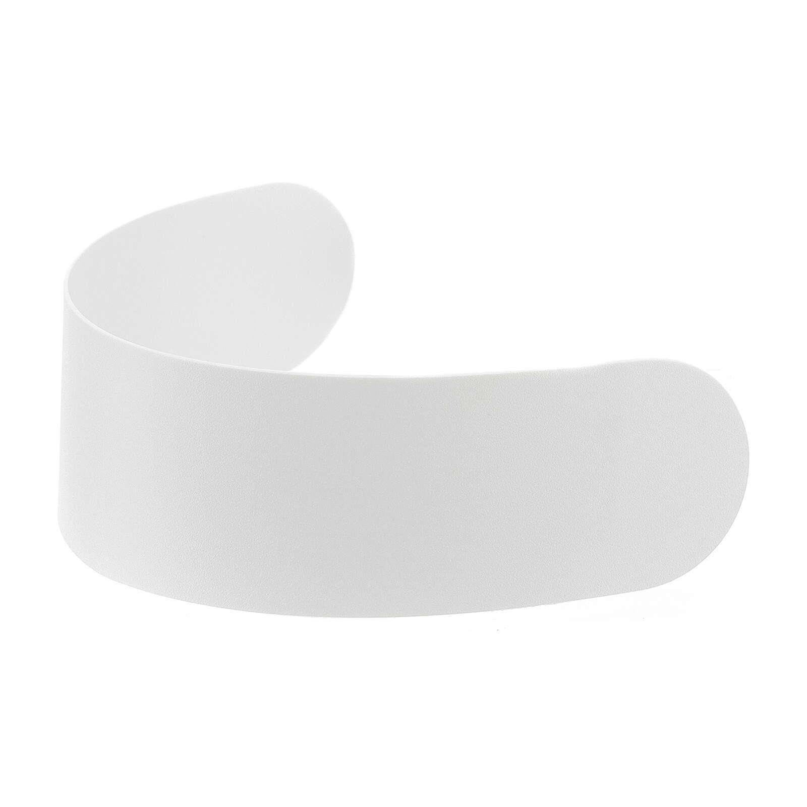 Clergy collar 3 cm 4