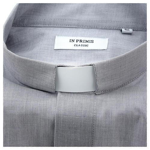 Collarino clergy ecclesiastico per camicie e polo 3 cm 2