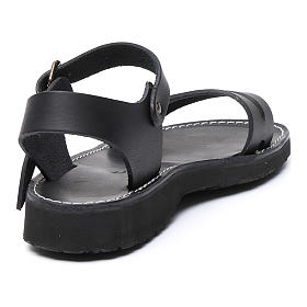 Sandales bénédictins cuir mod. Bethléem Moines Atelier s3