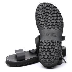 Sandales bénédictins mod. Nazareth cuir Moines de Bethléem s6