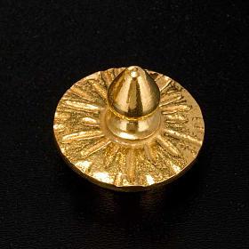 Cruet set gold-plated amphora s3