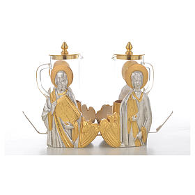Mass cruet set Evangelists busts s11