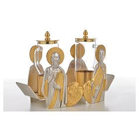 Vinajeras bustos Cuatro Evangelistas s13