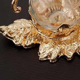 Burettes embrasse, métal, Fusione Vesuvio s5