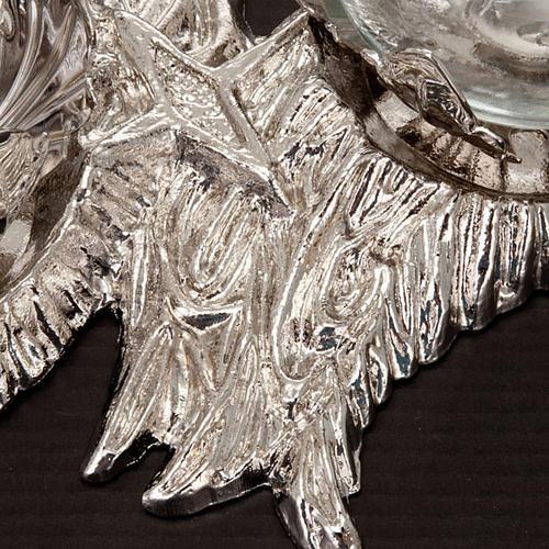 Burettes embrasse, métal, Fusione Stromboli 6