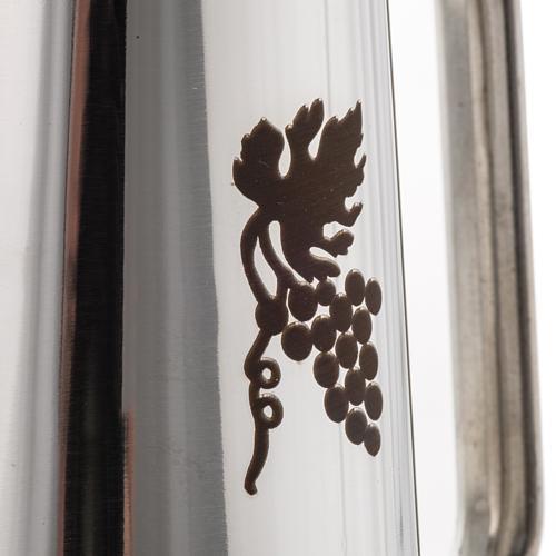 Ampolline acciaio inox uva e acqua 4