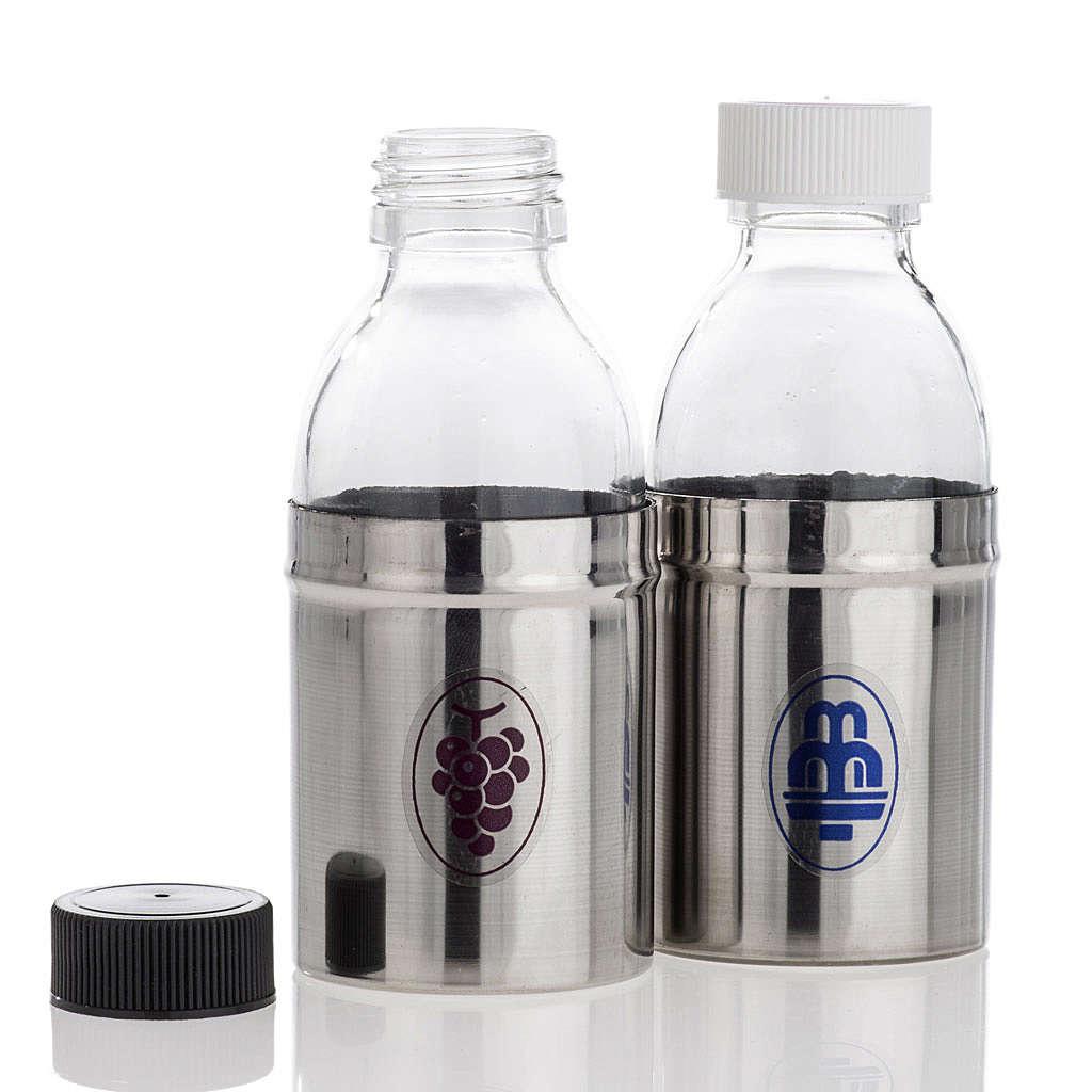 Vinajeras agua y vino, pareja 30 ml 4