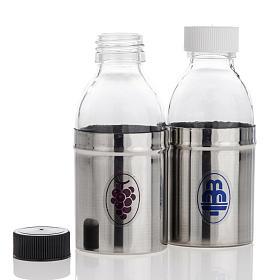 Buteleczki opancerzone woda i wino zestaw 30 cc s2