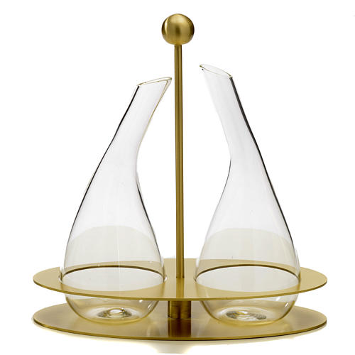 Ampułki model Woda i Wino 1