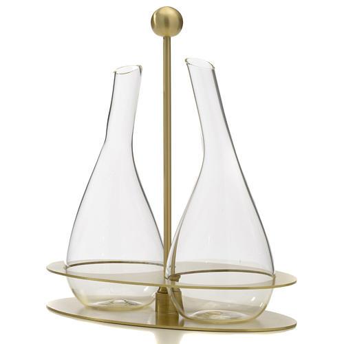 Ampułki model Woda i Wino 2
