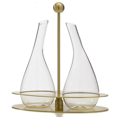 Ampułki model Woda i Wino 4