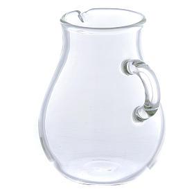 Pareja ampollas agua y vino panza ancha 110 ml s2