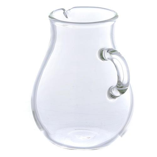 Pareja ampollas agua y vino panza ancha 110 ml 2