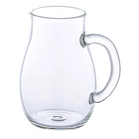 Round ewer Como model 160 ml, 2 pcs s2