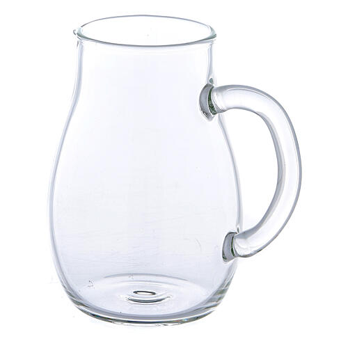 Round ewer Como model 160 ml, 2 pcs 2