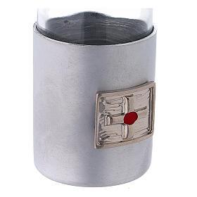 Bottiglie 30 ml in vetro con astuccio in ecopelle nero s6