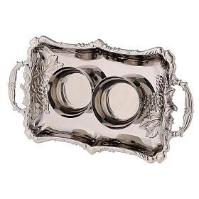Coppia brocchette modello Parma per acqua e vino 75 ml s4