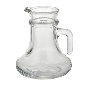 Glass cruet set replacement bottle 200 ml s2