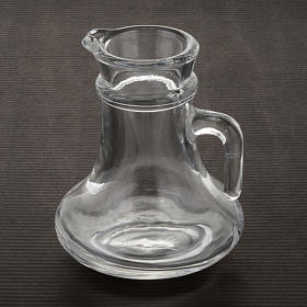 Glass cruet set replacement bottle 200 ml s4