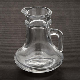 Glass cruet set replacement bottle 200 ml s3