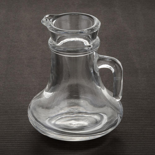 Glass cruet set replacement bottle 200 ml 4