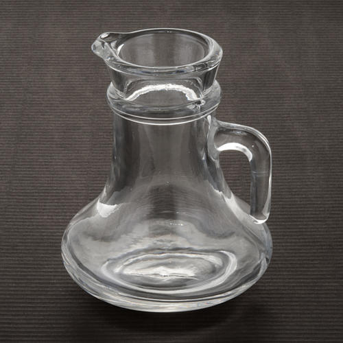 Glass cruet set replacement bottle 200 ml 3