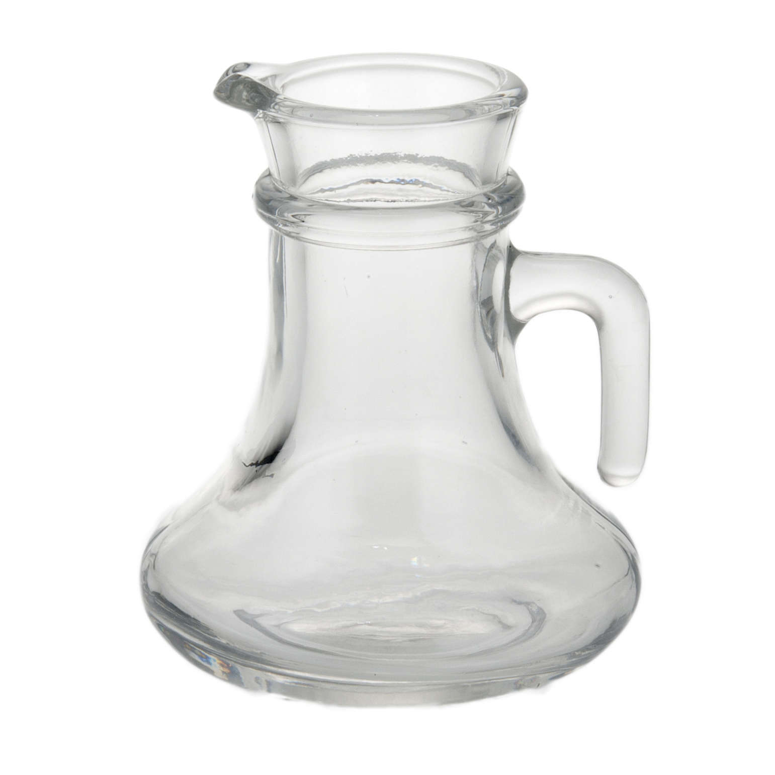Glass cruet set replacement bottle 200cc 4