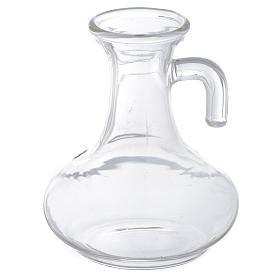 Glass cruet set, replacement bottle 50cc s1