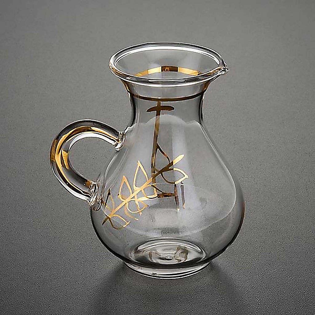 Replacement glass cruet for mass 4