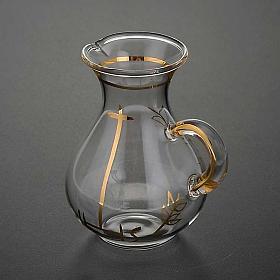 Replacement glass cruet for mass s2