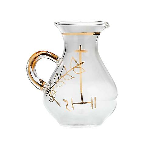Replacement glass cruet for mass 1