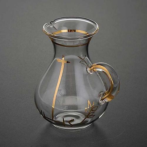 Replacement glass cruet for mass 2
