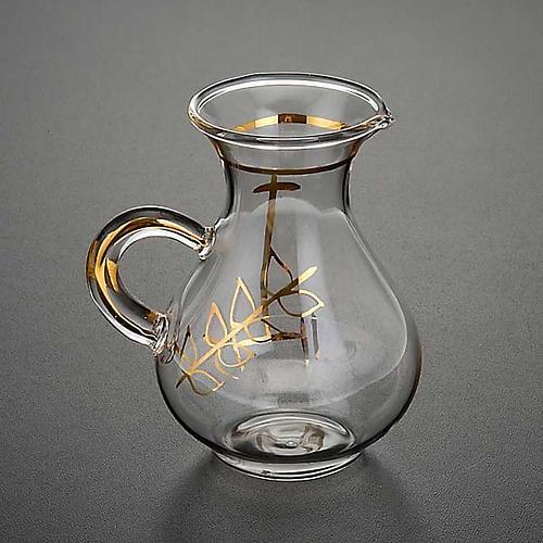 Replacement glass cruet for mass 3