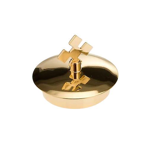 Ricambi ampolline 200 ml: coperchio dorato 1
