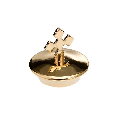 Coppia tappi ricambi ampolline vetro vassoio quadro oro 1