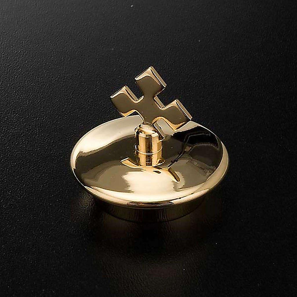 Jogo tampas sobressalentes galhetas vidro bandeja quadrada ouro 4