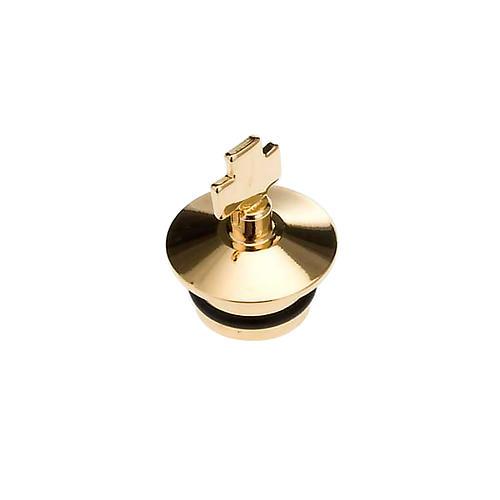 Repuesto vinajeras fusión oro y antiguo: pareja de tapas 1