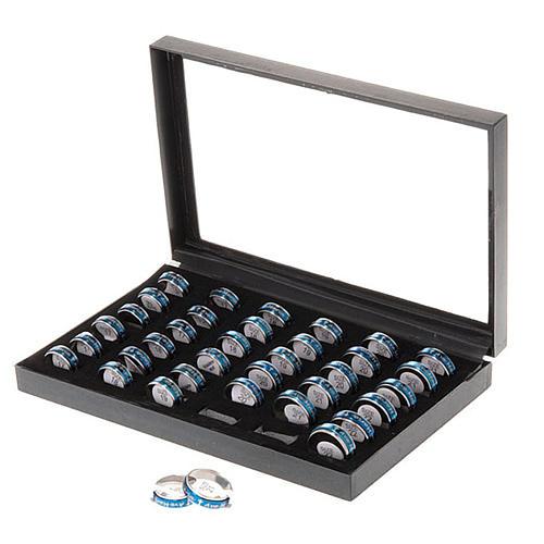 Caja anillo giratorios Ave María 1