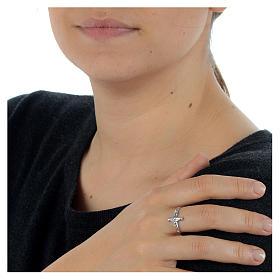 Ring mit Kruzifixe Silber 925 s2