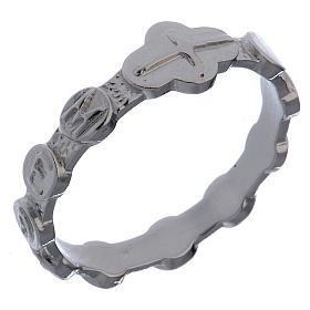 Medugorje ring in 800 silver s1