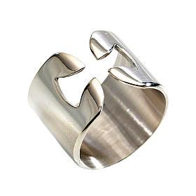 Silver ring cross range s1