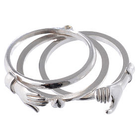 Pierścionek srebro 800 s3