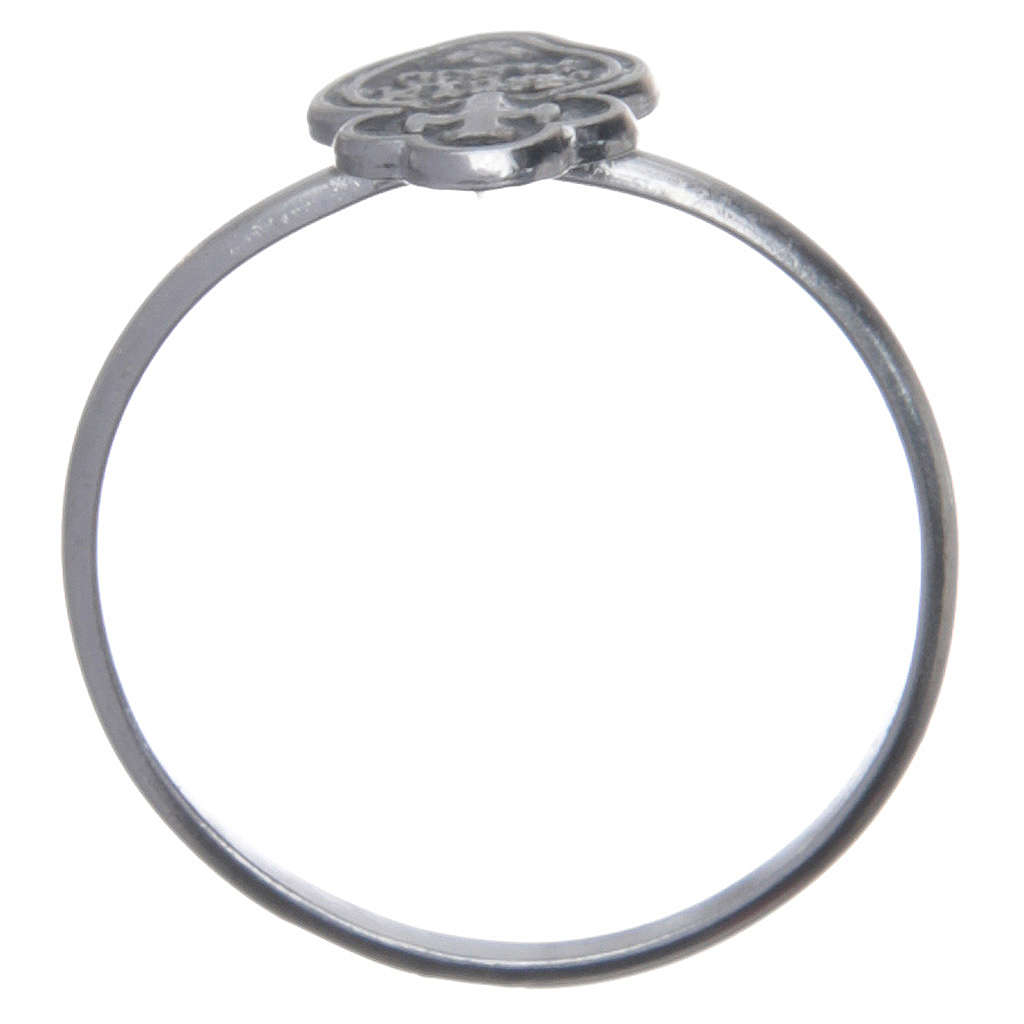 Ring Passionisten Silber 800 3
