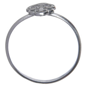 Ring Passionisten Silber 800 s2