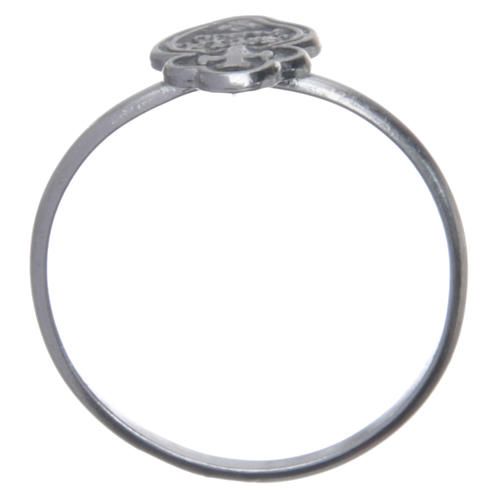 Ring Passionisten Silber 800 4