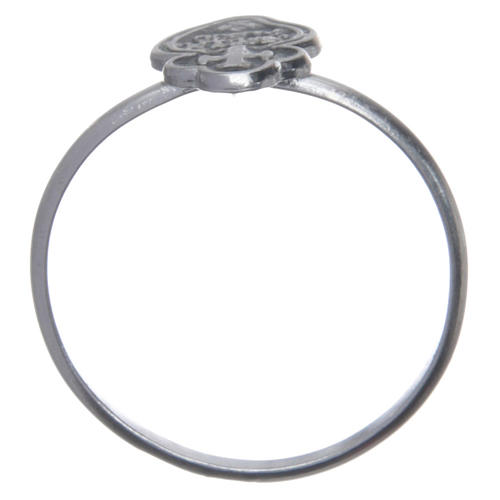 Ring Passionisten Silber 800 2