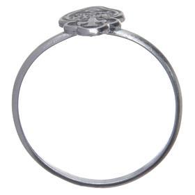 Pierścień Pasjonistów srebro 800 s4